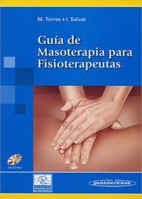 GUIA DE MASOTERAPIA PARA FISIOTERAPEUTAS