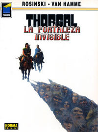 Thorgal 19 - La Fortaleza Invisible - Jean Van Hamme / Grzegorz Rosinski