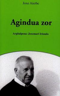 AGINDUA ZOR