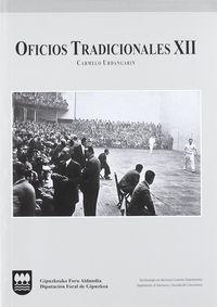 OFICIOS TRADICIONALES XII