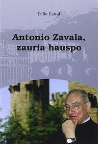 ANTONIO ZAVALA, ZAURIA HAUSPO