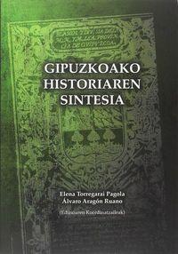 GIPUZKOAKO HISTORIAREN SINTESIA