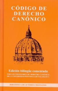 CODIGO DE DERECHO CANONICO (ED BILINGUE)