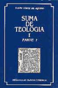 suma de teologia i - parte i - Santo Tomas De Aquino