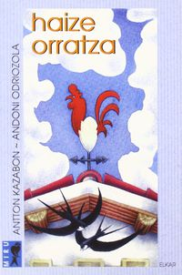 Haize Orratza - Antton Kazabon
