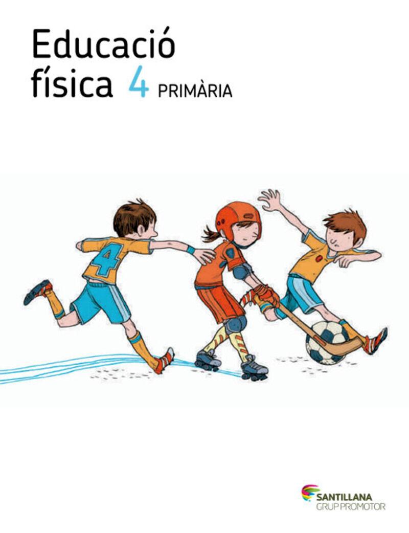 EP 4 - EDUC. FISICA - CAMINS SABER (CAT)