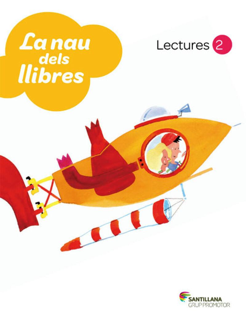 EP 2 - LECTURES (CAT) - LA NAU DELS LLIBRES - CAMINS SABER