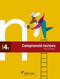 EP 4 - FITXES COMPRENSIO LECTORA - CAMINS SABER (CAT)