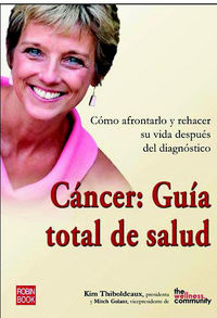 CANCER: GUIA TOTAL DE SALUD