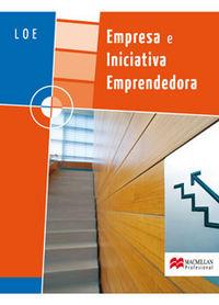 Loe - Empresa E Iniciativa Emprendedora - Aa. Vv.