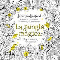 La jungla magica - Johanna Basford