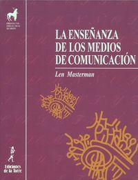 ENSEÑANZA MEDIOS COMUNICACION