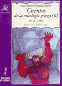 CUENTOS MITOLOGIA GRIEGA II