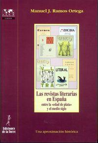 Revistas Literarias En España - Manuel J. Ramos Ortega