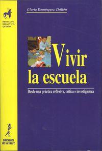 VIVIR LA ESCUELA
