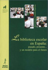 Biblioteca Escolar España - Jose Antonio Camacho Espinosa