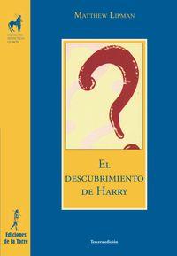 El descubrimiento de harry - Matthew Lipman