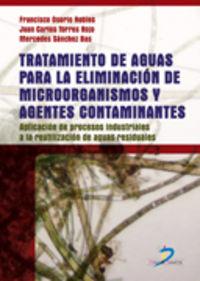 TRATAMIENTO DE AGUAS PARA LA ELIMINACION DE MICROORGANISMOS