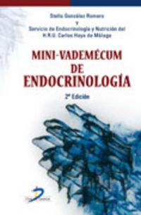 MINI-VADEMECUM DE ENDOCRINOLOGIA (2ª ED)