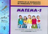 Matema 1 - Aa. Vv.