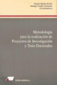 METODOLOGIA PARA LA REALIZACION DE PROYECTOS DE INVESTIGACION