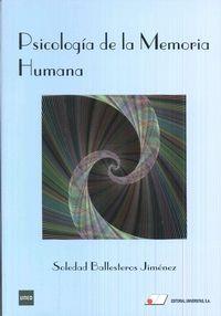 PSICOLOGIA DE LA MEMORIA HUMANA