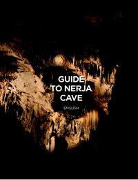 GUIDE TO NERJA CAVE