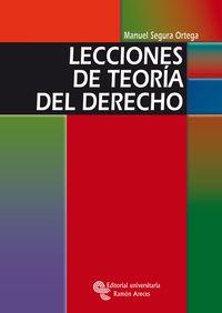 LECCIONES DE TEORIA DEL DERECHO