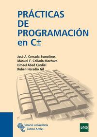 PRACTICAS DE PROGRAMACION EN C