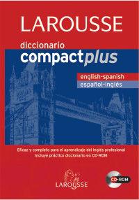 Diccionario Compact Plus English / Spanish - Español / Ingles (+cd-Rom) - Aa. Vv.