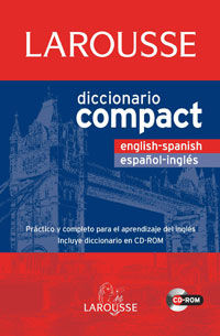 Diccionario Compact English / Spanish - Español / Ingles (+cd-Rom) - Aa. Vv.
