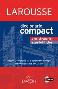 Diccionario Compact English / Spanish - Español / Ingles (+cd-Rom) - Aa. Vv.
