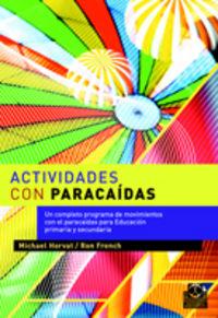 ACTIVIDADES CON PARACAIDAS