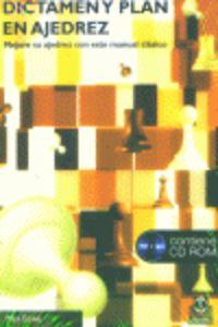 Dictamen Y Plan En Ajedrez (+cd) - Max Euwe