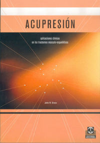 Acupresion - John R. Cross