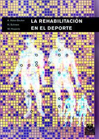 Rehabilitacion En El Deporte - A. Huter Becker