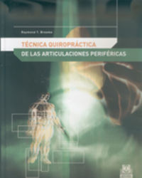 TECNICA QUIROPRACTICA DE LAS ARTICULACIONES PERIFERICAS