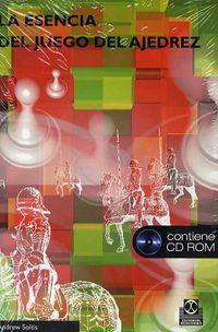 Esencia Del Juego Del Ajedrez, La (+cd) - Andrew Soltis