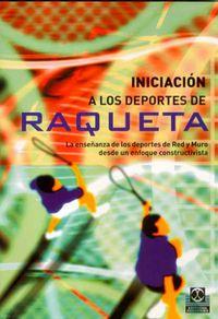 INICIACION A LOS DEPORTES DE RAQUETA