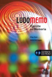 LUDOMEMO - EJERCITE SU MEMORIA (+CD)
