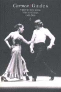 CARMEN GADES - VEINTICINCO AÑOS 1983-2008