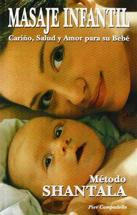 MASAJE INFANTIL (METODO SHANTALA)