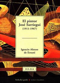 PINTOR JOSE SARRIEGUI, EL (1911-1967)