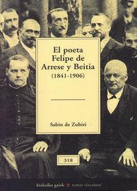POETA FELIPE DE ARRESE Y BEITIA, EL (1841-1906)