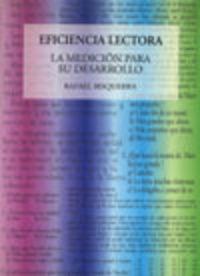 EFICIENCIA LECTORA - LA MEDICION PARA SU DESARROLLO