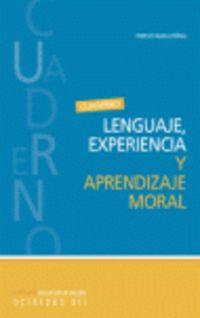 LENGUAJE, EXPERIENCIA Y APRENDIZAJE MORAL