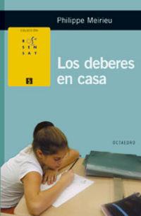 Los deberes en casa - Philippe Meirieu