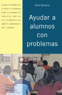ayudar a alumnos con problemas - Chris Kyriacou