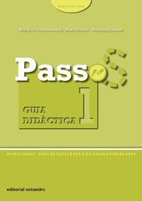 PASSOS 1 - GUIA - NIVELL BASIC - CURS DE CATALA PER A NO CATALANOPARLANTS