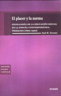 PLACER Y LA NORMA, EL